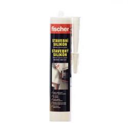 Fischer silikón stavebný 310 ml