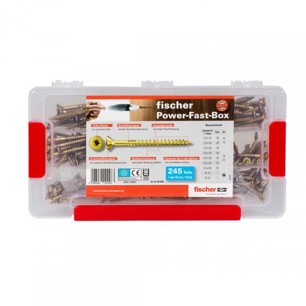 Fischer Power-Fast-Box