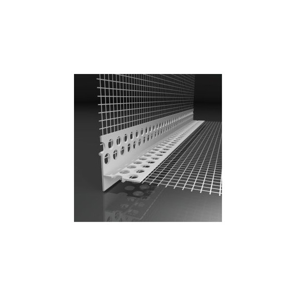 Likov lišta nadokenná profil nepriznaný LTU 2,5m