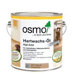 OSMO Tvrdý voskový olej Efekt 3041 Natural