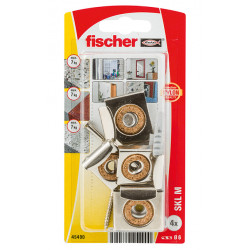 Fischer SKL M K sada na upevnenie zrkadla