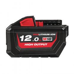 Milwaukee batéria M18 HB12 12.0 Ah