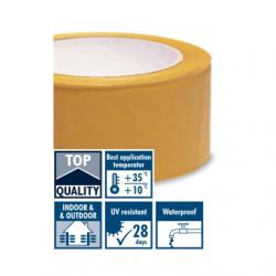 Color Expert ryhovaná páska z PVC stredne hrubá
