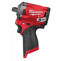 """Milwaukee aku rázový uťahovák 1/2"""" s poistným krúžkom M12 FIWF12-0"""