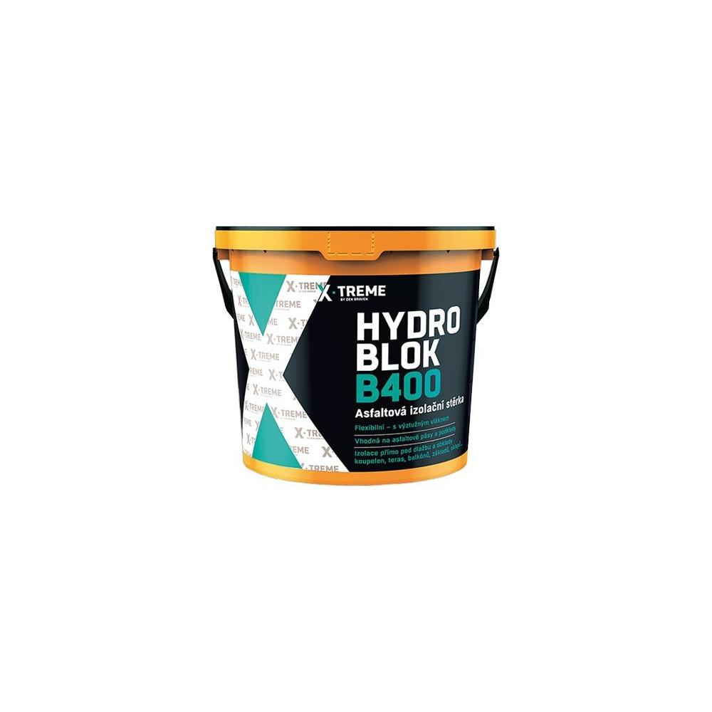 Den Braven HYDRO BLOK B400 asfaltová izolačná stierka 10 kg