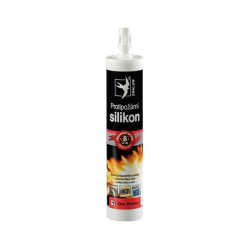 Den Braven protipožiarny silikón Pyropol 310 ml
