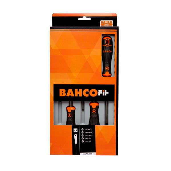 BAHCO sada skrutkovačov SL, PH 5ks