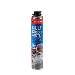 Den Braven MultiKleber Winter pištoľová pena 750 ml