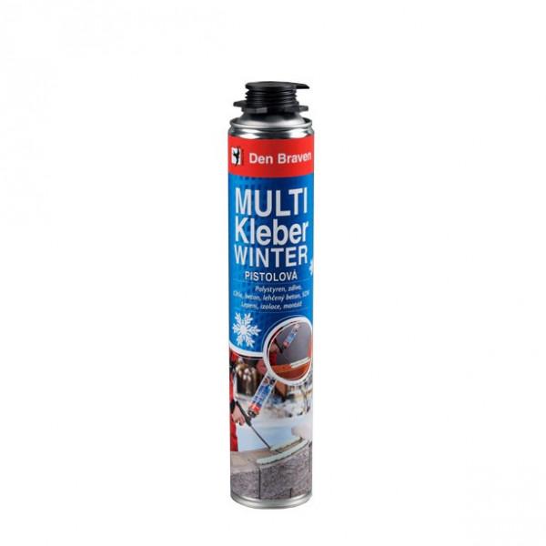 Den Braven MultiKleber Winter pištoľová pena 750 ml
