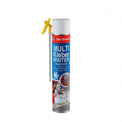 Den Braven Multi Kleber Winter trubičková pena 825 ml