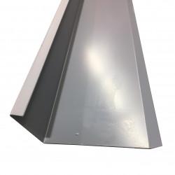 Sika PVC profil E odkvapová lišta 150mm x 2m