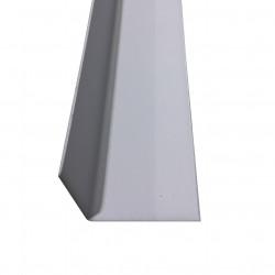 Sika PVC vnútorný profil L - I stenová lišta L30x40mm 2m