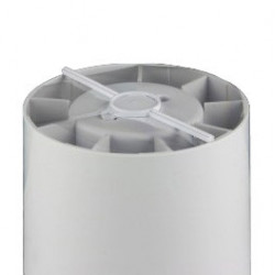 HACO spätná klapka k ventilátoru AV 100