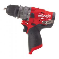 Milwaukee aku vŕtačka / skrutkovač M12 FPDXKIT-202X s príklepom