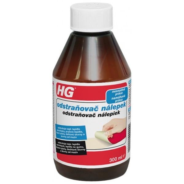 HG odstraňovač nálepiek 300 ml