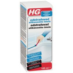 HG odstraňovač silikónového tmelu 100 ml